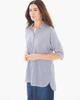 Chico's Essential Striped Shirt
