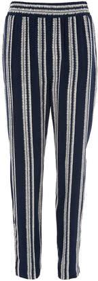 Whistles Stripe Printed Trouser