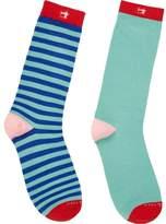 Scotch & Soda 2-Pack Colourful Socks