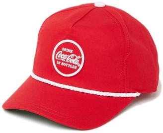 American Needle Coca Cola Snapback Cap