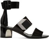 Pierre Hardy Black De Dor Illusion Sandals