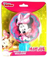 Idea Nuova Disney Junior Night Light / Veilleuse - Character Minnie