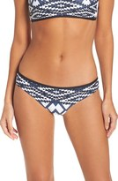 Seafolly Women's Modern Tribe Hipster Bottoms