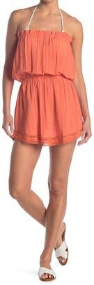 Soluna Starbright Strapless Cover-Up Dress