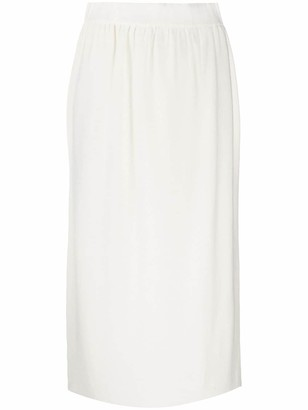 Fabiana Filippi Straight-Fit Midi Skirt