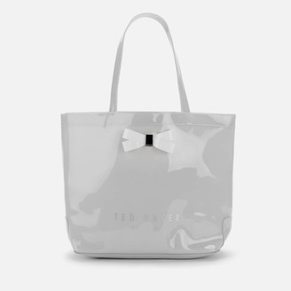 Ted Baker Women's Geeocon Bow Detail Small Icon - Grey