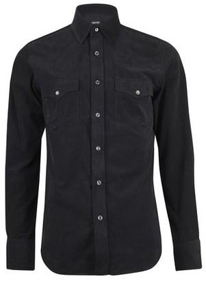 Tom Ford Light cord western shirt