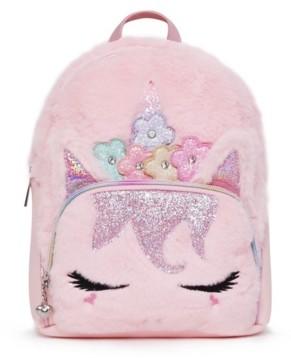 OMG Accessories Omg! Accessories Big Girls Miss Gwen Unicorn Plush Mini Backpack