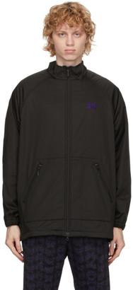 Needles Black Jog Track Jacket