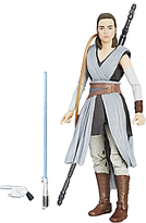 Star Wars The Last Jedi The Black Series Rey Jedi Training Action Figure