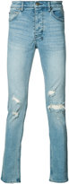 Ksubi distressed skinny jeans - men - Cotton - 28