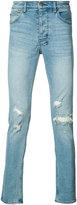 Ksubi distressed skinny jeans - men - Cotton - 29