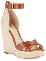 Vince Camuto Maurita Espadrille Wedge Sandals