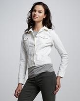 J Brand Jeans Beat Down Denim Jacket