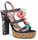 Betsey Johnson Marcyy Platform Sandal