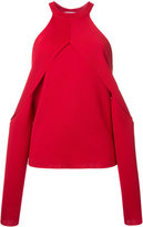 Dion Lee Sleeve Release Evening blouse - women - Rayon - 6