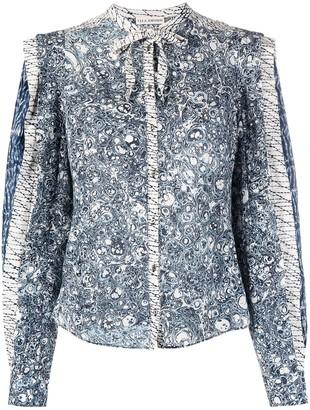 Ulla Johnson Nara blouse