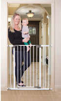 Dream Baby Dreambaby Liberty Extra Tall Stay Open Gate with Extension