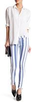 Hudson Krista Ankle Zip Super Skinny Pant