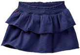 Tea Collection Ready To Ruffle Skirt (Toddler & Little Girls)