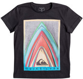 Quiksilver Stacked Boy Tee (Boys 2-7 Yrs)
