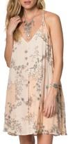 O'Neill Women's Hazel Floral Print Dress