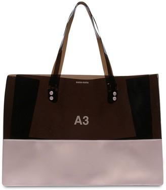 Nana Nana A3 Pvc Shopping Tote Bag