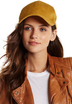 Natasha Accessories Faux Suede Baseball Cap