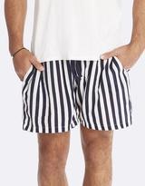 Classic Stripe Sleep Shorts