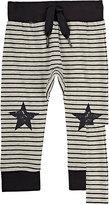 Molo Kids Striped Cotton-Blend Pants