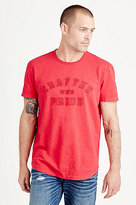 True Religion Crafted With Pride Mens Tee