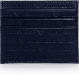 Armani Jeans Leather Logo Card Wallet