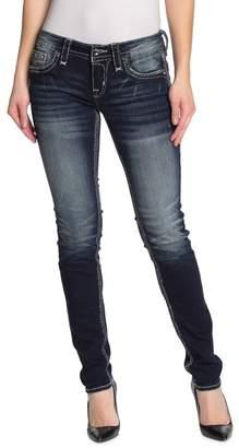 Rock Revival Henna Embellished Skinny Jeans