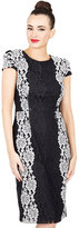 Betsey Johnson Lace Duo Dress