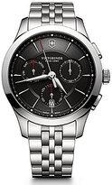 Victorinox Alliance Chronograph Stainless Steel Bracelet Watch