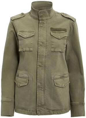 Anine Bing Army Green Jacket