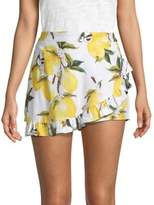 Lucca Couture Ana Faux Wrap Skort