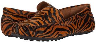 Aerosoles Over Drive (Tiger Tan) Women's Slip on Shoes