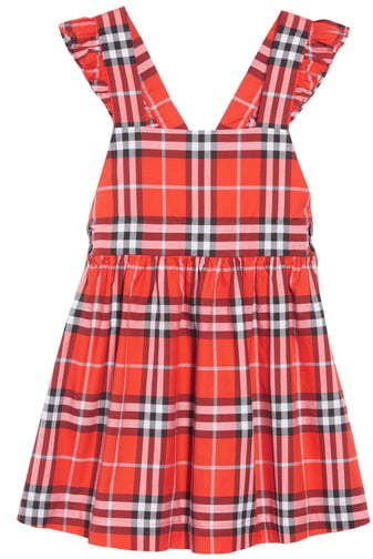 968821b916f5 Burberry Orange Girls' Dresses - ShopStyle