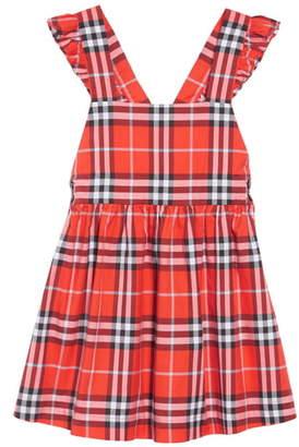 Burberry Livia Apron Back Dress