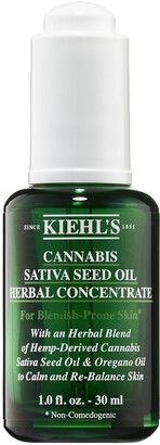 Kiehl's Cannabis Sativa Seed Oil Herbal Concentrate (Hemp-Derived)