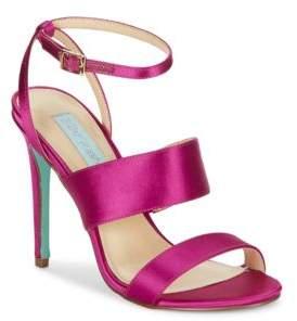 Betsey Johnson Jenna High Heel Dress Sandals
