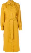 Joseph belted shirt dress - women - Cotton - 36