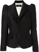 DSQUARED2 structure shoulder blazer