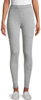 Amicale Cashmere Ankle-Length Leggings