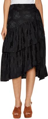 Jill Stuart Laela Silk Skirt