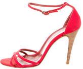 Balenciaga Ankle-Strap Sandals