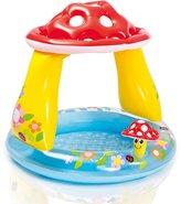 "Intex Mushroom Baby Pool for Ages 1-3, 40 x 35"""