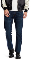 "Fidelity Jimmy Whiskered Straight Leg Jean - 34"" Inseam"