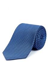 Jaeger Silk Houndstooth Tie